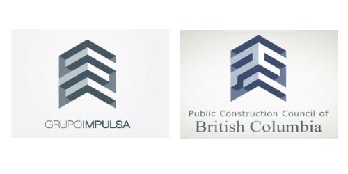 plagiarized logos designed