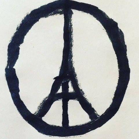 eiffel-tower-peace-logo-design